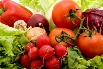 ТОП-5 полезных овощей